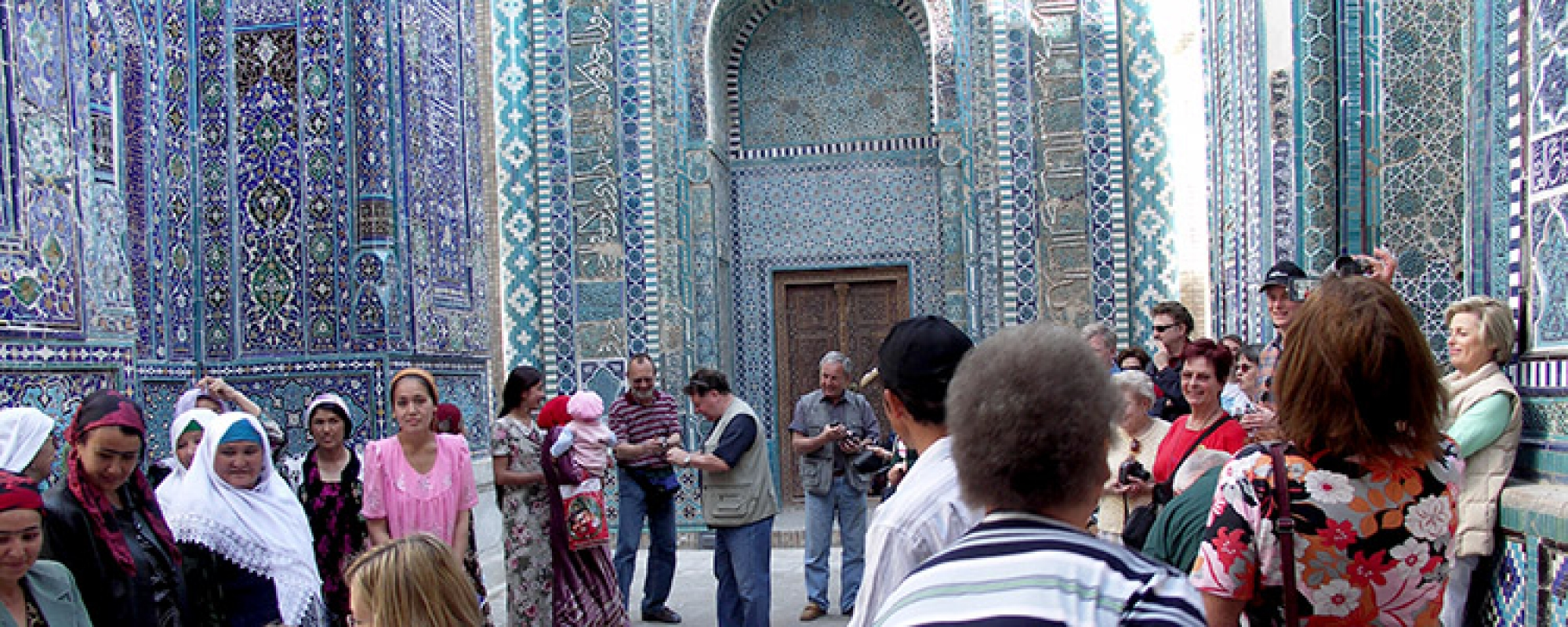 Uzbekistan the golden middle of the Silk Road